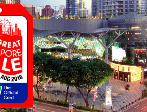 The Big Event for Bargain – The Great Singapore Sale