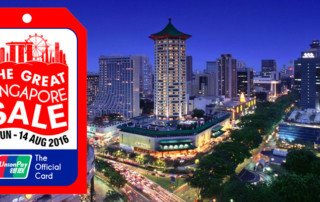 The Great Singapore Sale Tour Package