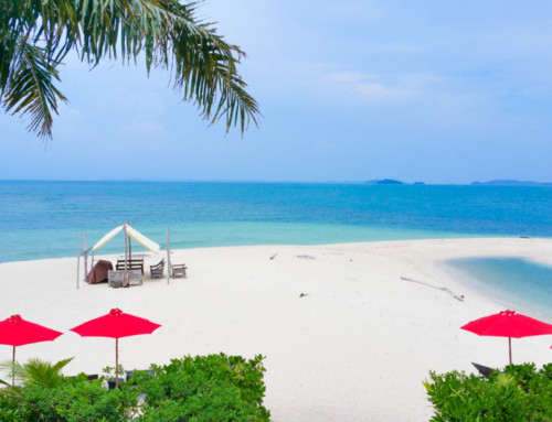 Where to rent islands in Southeast Asia