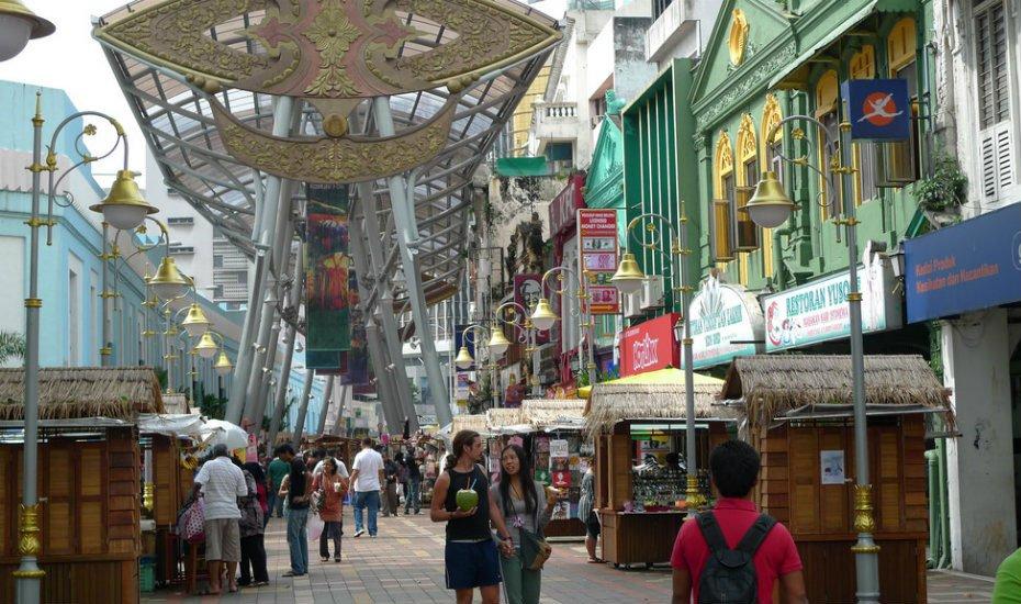 Kuala Lumpur's Central Market