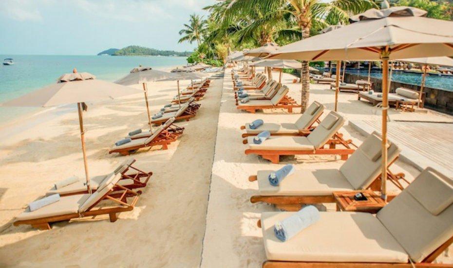 Koh Samui International Samui Baan Taling Ngam Resort