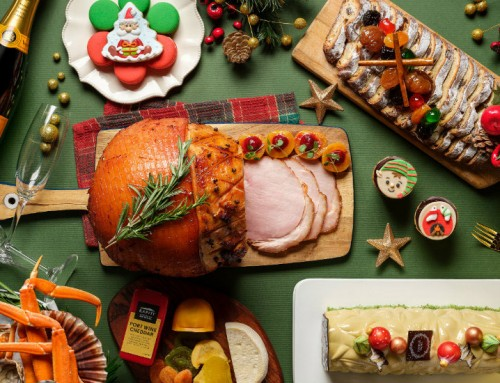 There will be buffets: where to do Christmas