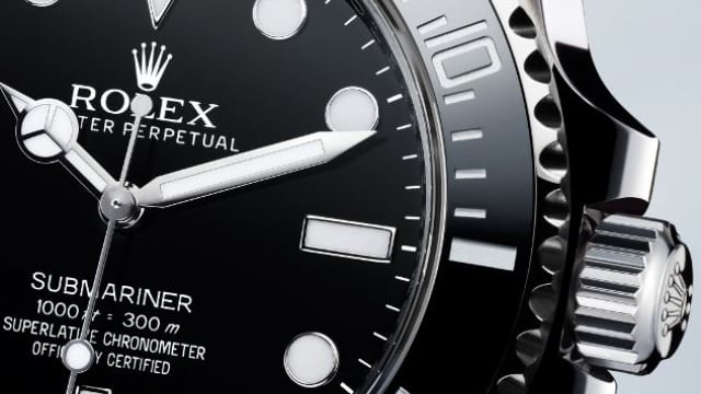 Rolex Submariners is the mark of a yacht faring gentleman.